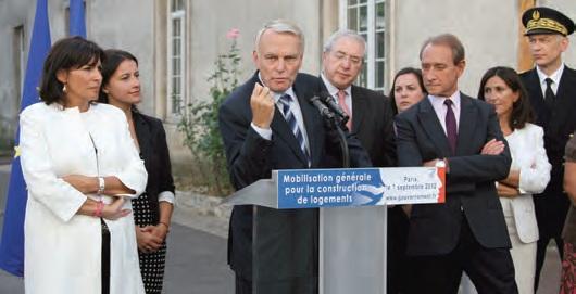 L'accès au logement, une priorité nationale et parisienne