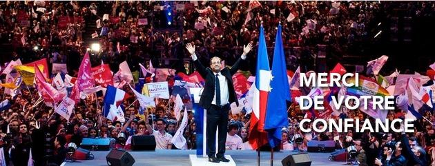 François Hollande élu Président de La République !